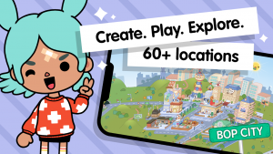 Toca Life World 1.21 Mod Unlocked Screenshot