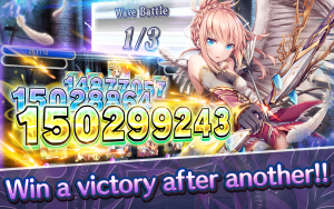 Valkyrie Crusade 7.0.0 Infinite Skill Proc 100% Trigger Chance Screenshot